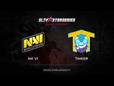 Na`Vi vs TT, SLTV Europe Season X, Day 5, Game 3