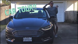 CAR TOUR! | 2018 Ford Fusion