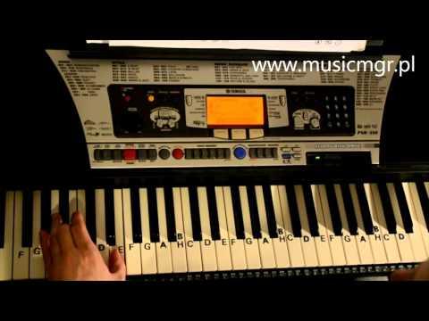 Jak Zagrać Na Keyboardzie #9 - Ona Tańczy Dla Mnie - Weekend Cz. 1/3