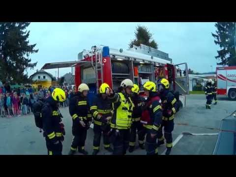 Gasilska vaja OŠ Krize, 8. 10. 2016 #1