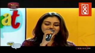 Kawinga perera and Dinakshie priyasad Live Singing performance