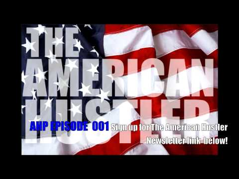 Ahp 001  Why The Fuck You Should Listen To Me? The American Hustler Podcast video