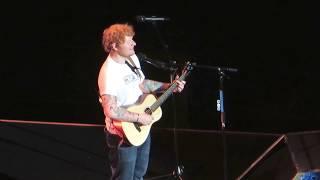 "Ed Sheeran ""Perfect"" Live in Sacramento 2017"