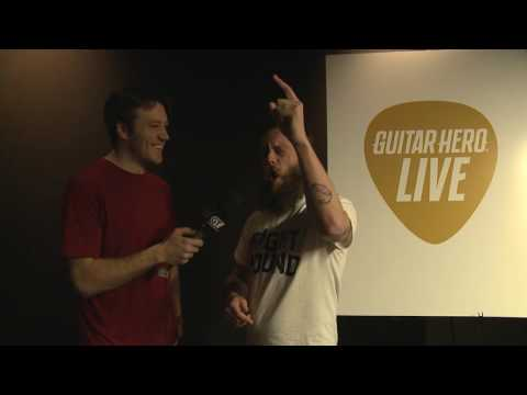 Guitar Hero Live - Stage Fright Comes To Life (Interview)