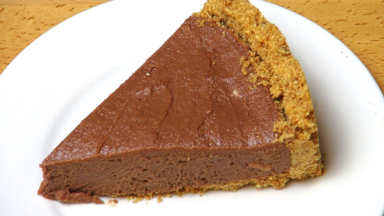 How to Make a No-Bake Nutella Cheesecake in Minutes