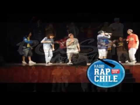 radio rap chile POESIA VERBAL