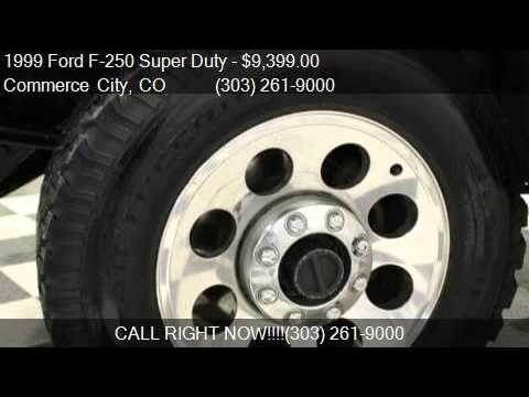 1999 Ford F-250 Super Duty SUPER DUTY for sale in Commerce C