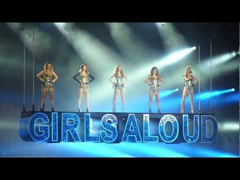 Girls Aloud - Ten Tour - London O2 Arena (02/03/13)