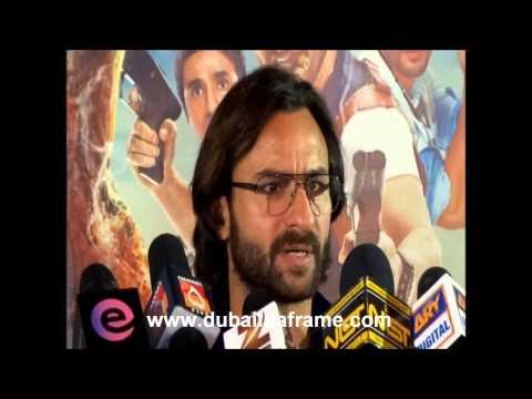 Go Goa Gone Press Conference in Dubai - Part 1