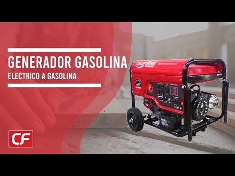 Generador eléctrico a gasolina 2.2 KW, generador eléctrico a gasolina 5.5 HP silencioso
