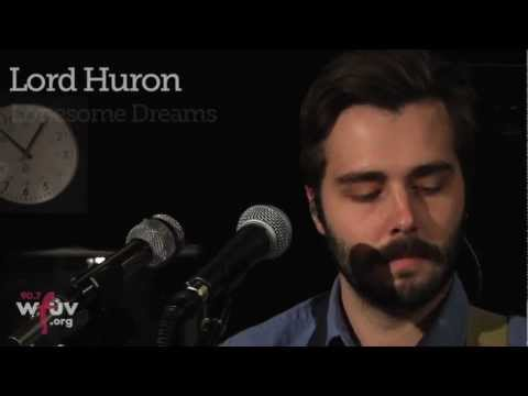 Lord Huron - Lonesome Dreams (Live @ WFUV, 2012)