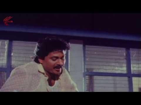 Nadhiya & Vinod Kumar Love Scene    O Thandri O Koduku Movie    Vinod Kumar, Nadhiya
