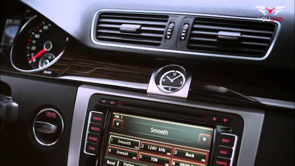 2013 Volkswagen CC - INTERIOR - YouTube