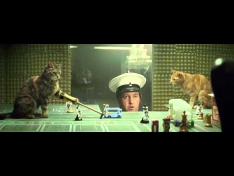 Cravendale - Catnapped TV ad (2012)