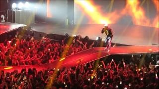 Chris Brown - Show Me 2/Main chick/Hotel/Post To Be Live @ Amsterdam 2016)