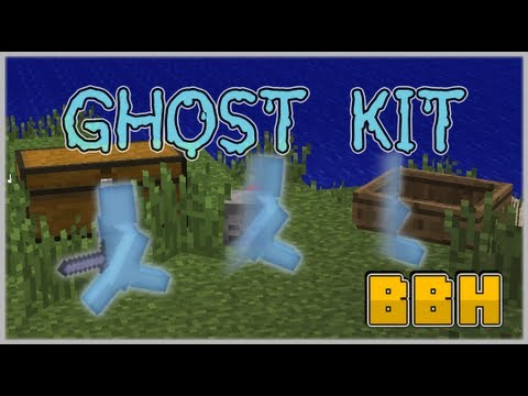 MCPVP.com | Review #21 Ghost Kit | Minecraft Hunger Games