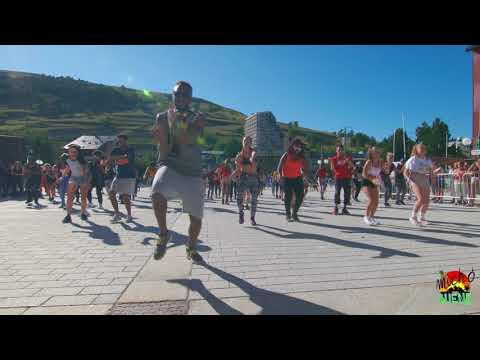 Camron 1 Shot Dancehall, level up Ciara MUCHO BUENO FESTIVAL 2018 thumbnail