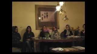 مراسم هشت مارس روز جهانی زن ـ ایران 2012
