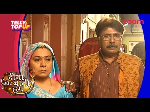 Bhabho Wants Romance In Diya Aur Baati Hum |Telly Top Up
