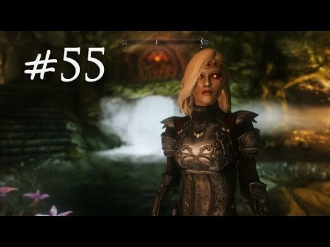 The Elder Scrolls V: Skyrim Gameplay (Modded) - Succubus Breton - Part 55