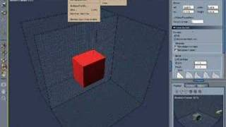 3D Tutorial Carrara