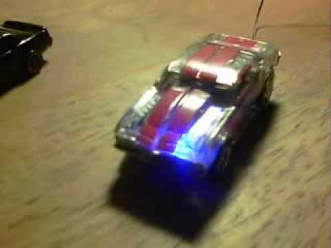Knight Rider lights circuit