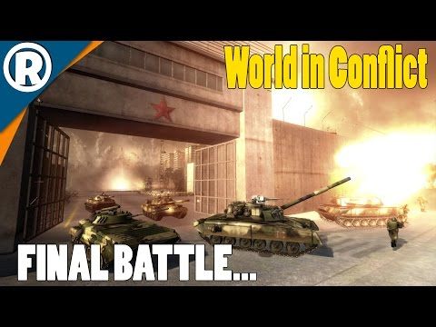 AMERICAN VICTORY - World in Conflict: Soviet Assault - Mission 20
