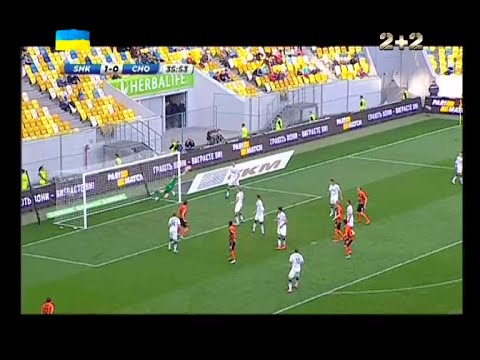 Шахтар - Чорноморець - 2:0. Відео-аналіз матчу