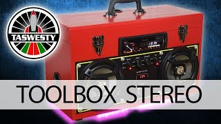 Toolbox Stereo Build