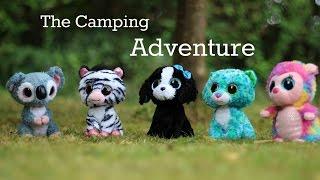 BeanieBooStudios ~The Camping Adventure
