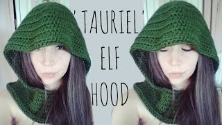 Hooded Cowl | Crochet Pattern | Character Creation Tutorial