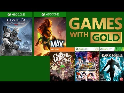 free games with xbox gold live