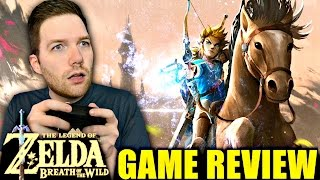 The Legend of Zelda: Breath of the Wild - Game Review
