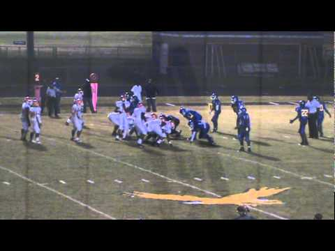 Danny Damon 2011 Football Highlights Timmonsville High School # 77 OG/DT Class of 2013