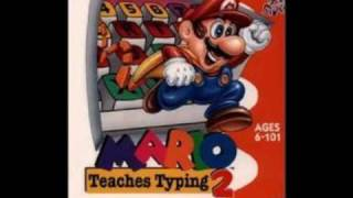 Mario Teaches Typing 2 Music-Outside