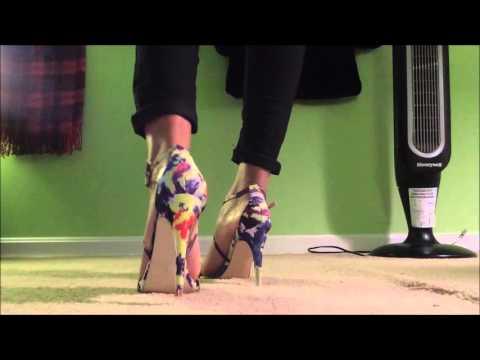 ASMR COMPLETE SHOE COLLECTION - No Talking , Shoe/Walking Sounds