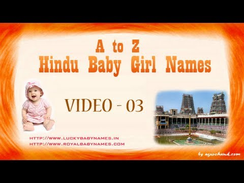 A to Z Hindu Baby Boy Names with Meanings - 03