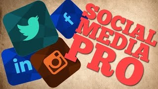 6 Tricks To Be A Social Media Pro