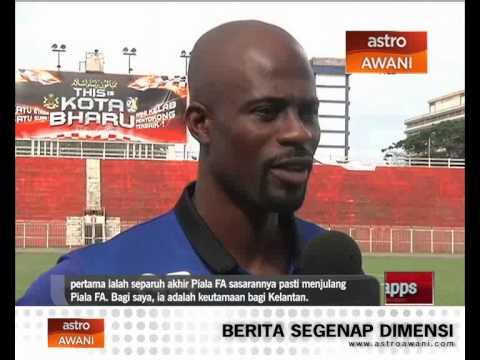 Jurulatih Baru Kelantan Jurulatih Kelantan Tidak Sabar