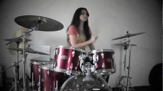 Rani Ramadhany - Domino Drum Cover
