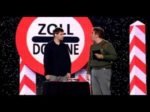 Kabaret Szarpanina -- Kontrola Graniczna