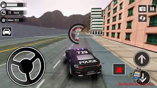 Police Drift Car Simulator 3D - Get ready for fast car stunts - Android Gameplay HD