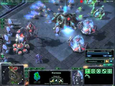 Starcraft 2 PvP Мастер-класс ЛКИ [Part 2/2]