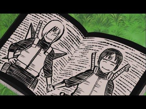 Sai [AMV] Naruto Shippuden Ending 3 full