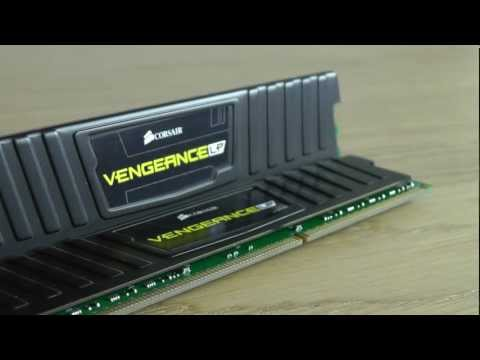 Corsair Vengeance LP Review (DDR3)