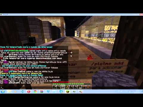 Servidor minecraft pirata e original 1.6.2