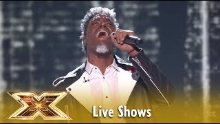 "Dalton Harris SLAYS ""Creep"" And Leaves Simon Cowell SPEECHLESS! Live Shows 3 