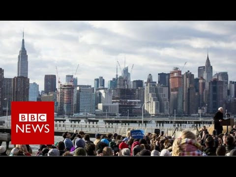 Why the New York primary matters - BBC News