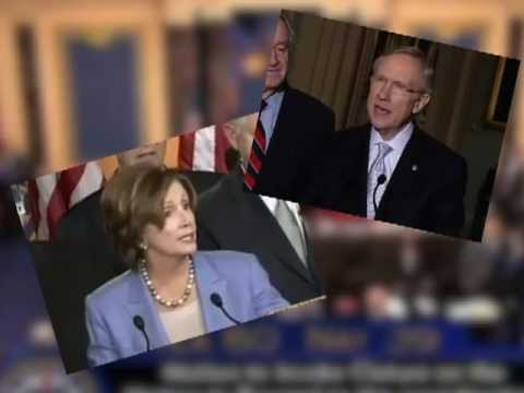 Big Gov't Bozo(s): The Reid-Pelosi Congress Helped to Bail Out Europe