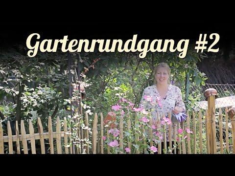GARTENRUNDGANG, Juli 15 (2/2) | GARDEN TOUR | Selbstversorger Garten
